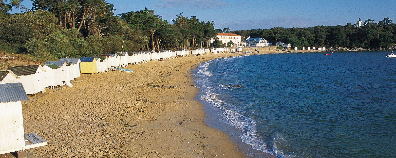 La côte vendéenne , France