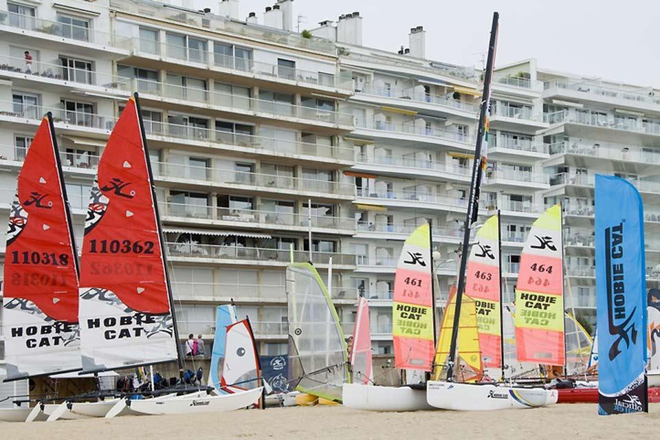 Loire-Atlantique , La voile comme sport local , France