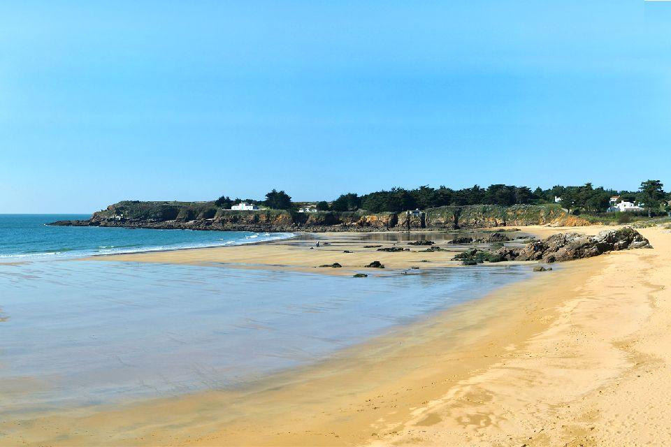 Les côtes ligériennes , Les plages , France