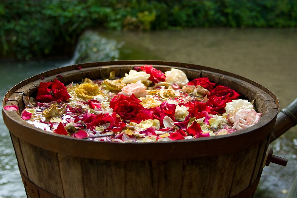 Das Tal der Rosen , Das Rosental in Bulgarien , Bulgarien