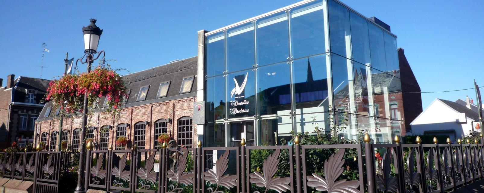 Museo del encaje de Caudry, Arte y cultura, Norte-Pas-de-Calais