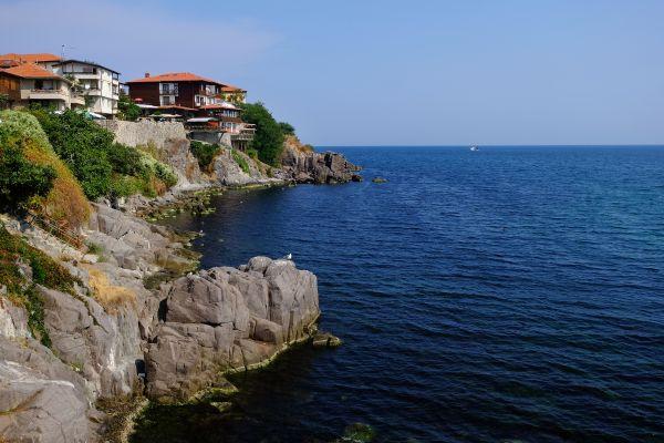Dörfer im Süden Bulgariens, Die Dörfer im Süden, Die Küsten, Bulgarien