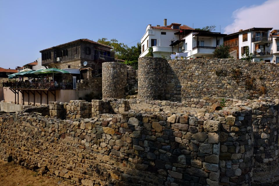 A traditional village, The villages of the south, Coasts, Bulgaria