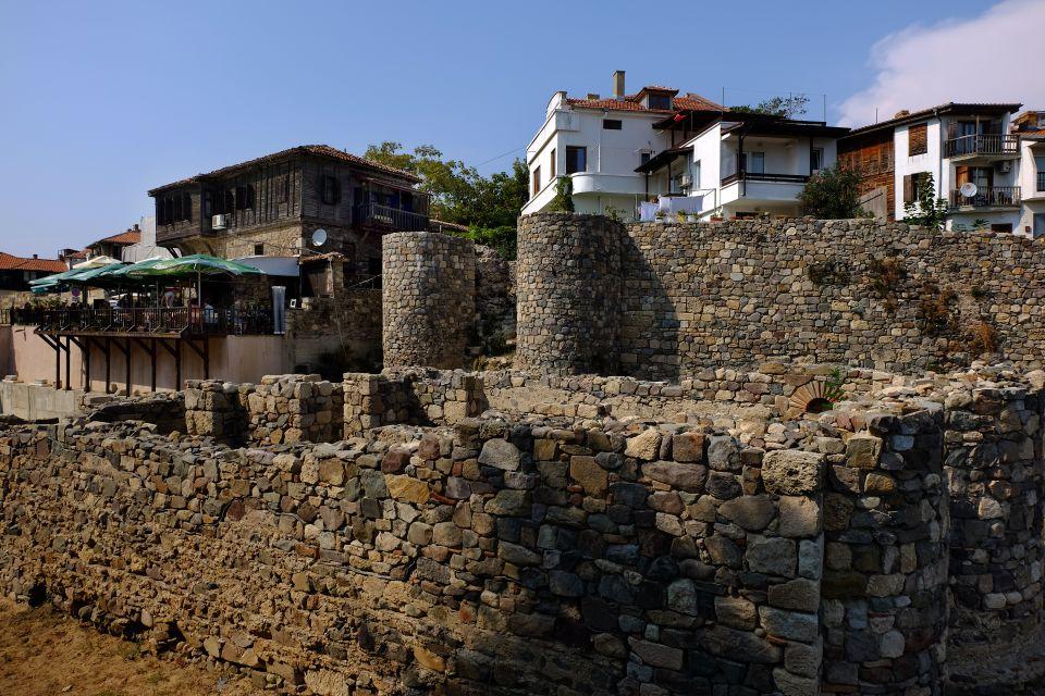 Eine typische Ortschaft, Die Dörfer im Süden, Die Küsten, Bulgarien