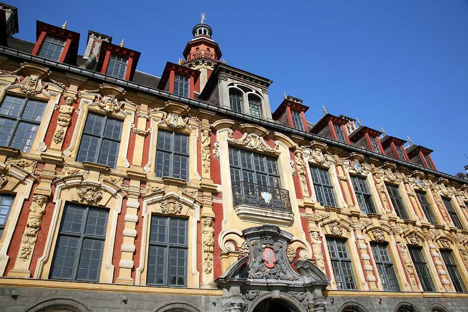 La Antigua Bolsa , Francia