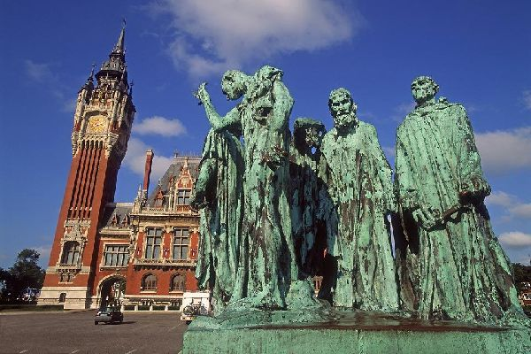 The Burghers of Calais , France