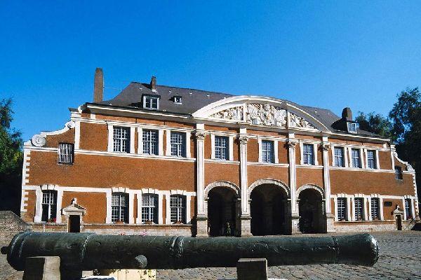 La ciudadela de Lille , Francia