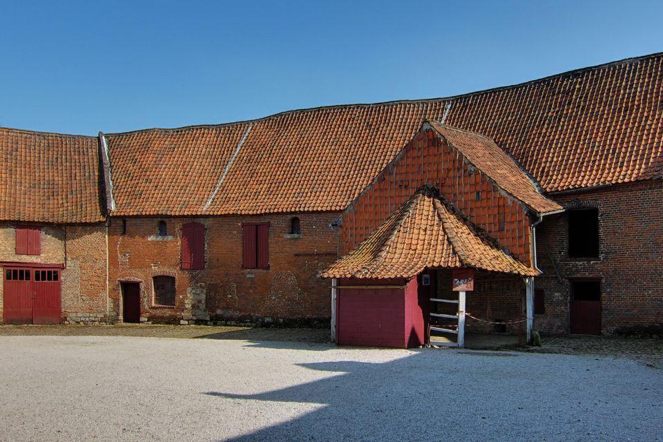 Château d'Olhain (Olhain Castle), Monuments, Nord-Pas-de-Calais