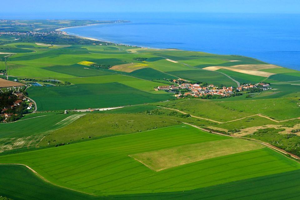 Le cap Gris-Nez , Entre mer et culture, le Gris Nez , France