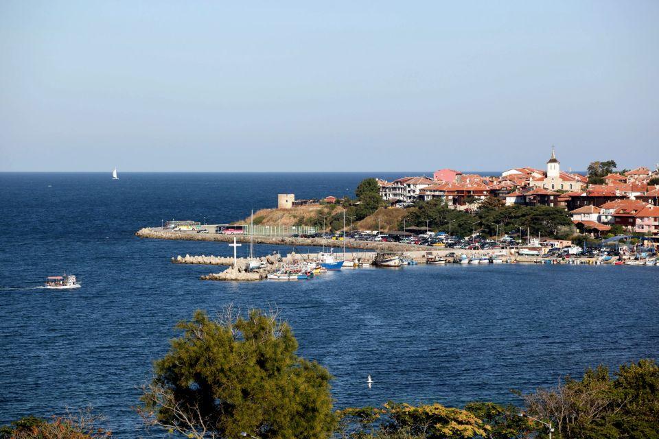 The town of Nessebar on Sunny Beach, Nessebar, Coasts, Nessebar, Bulgaria