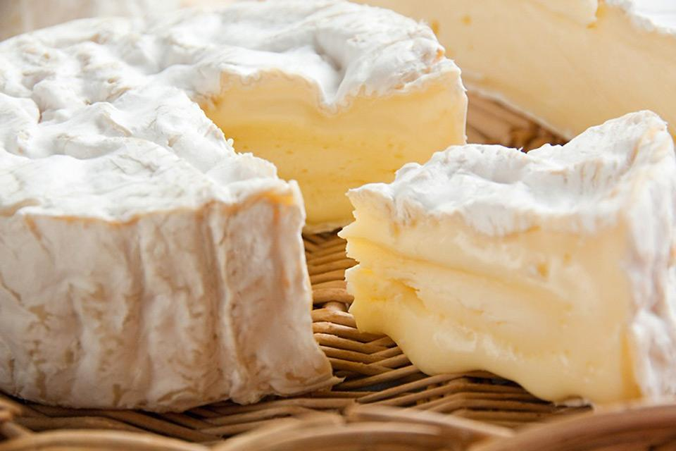 Le Camembert de Normandie , Camembert de Normandie , France