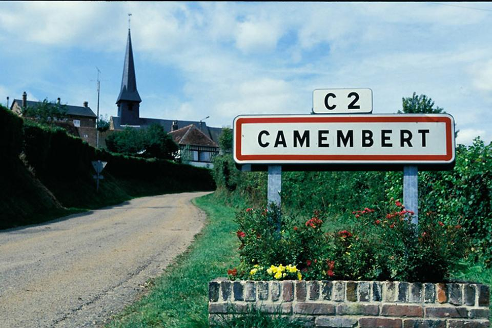Le Camembert de Normandie , Au pays des camembertois , France