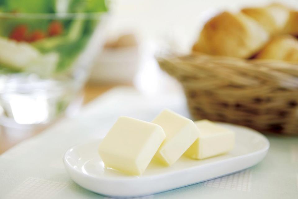Le beurre et la crème d'Isigny , Facile à tartiner ! , France