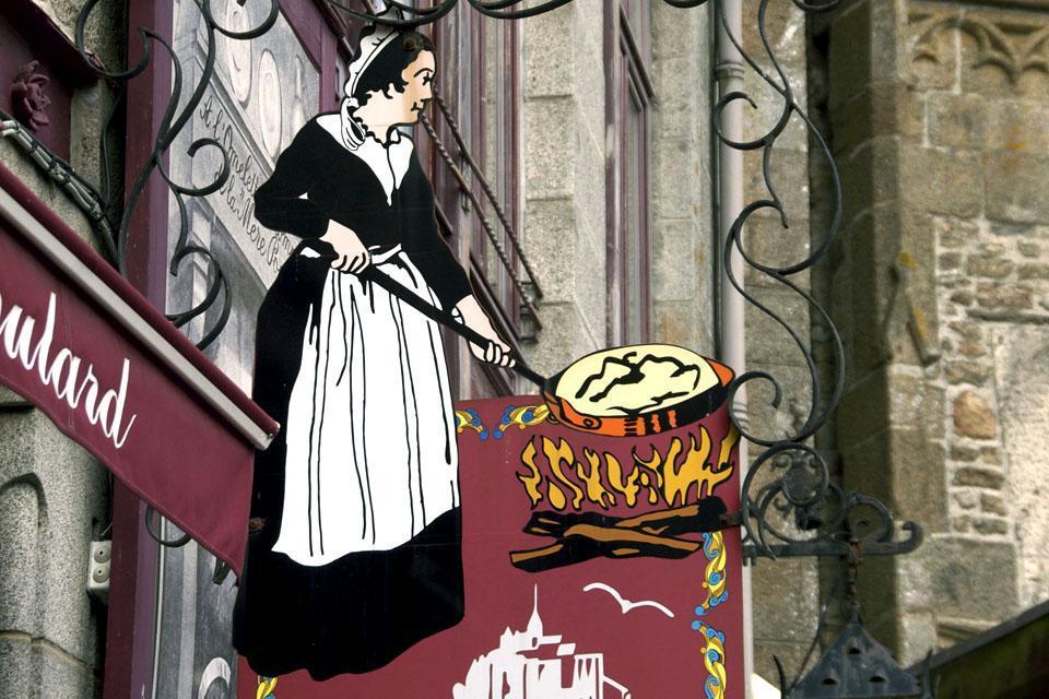 La Mère Poulard , La cuisine de la Mère Poulard , France