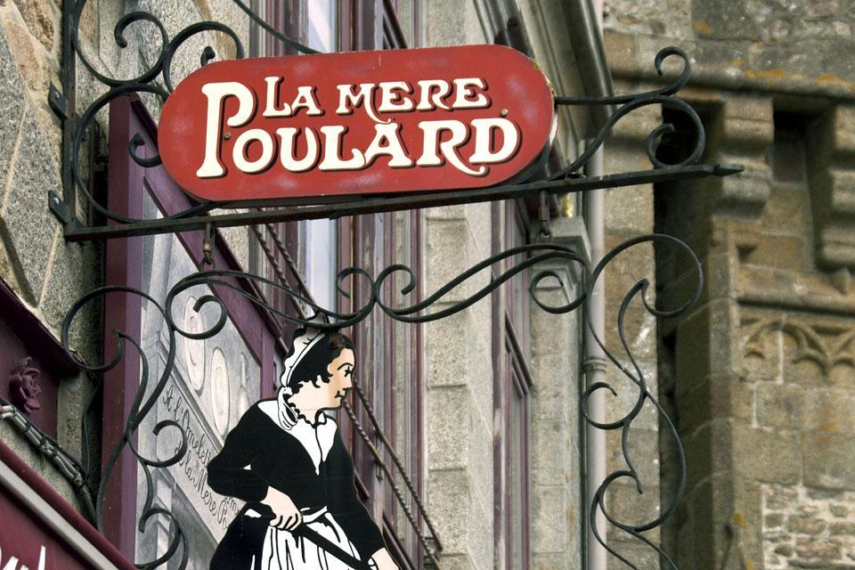 La Mère Poulard , France