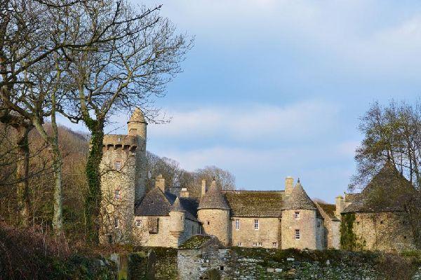Château de Nacqueville , France