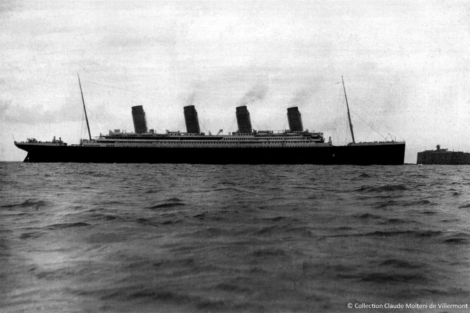 Cité de la Mer, Cherbourg, Normandie, Titanic, musée, France, photo