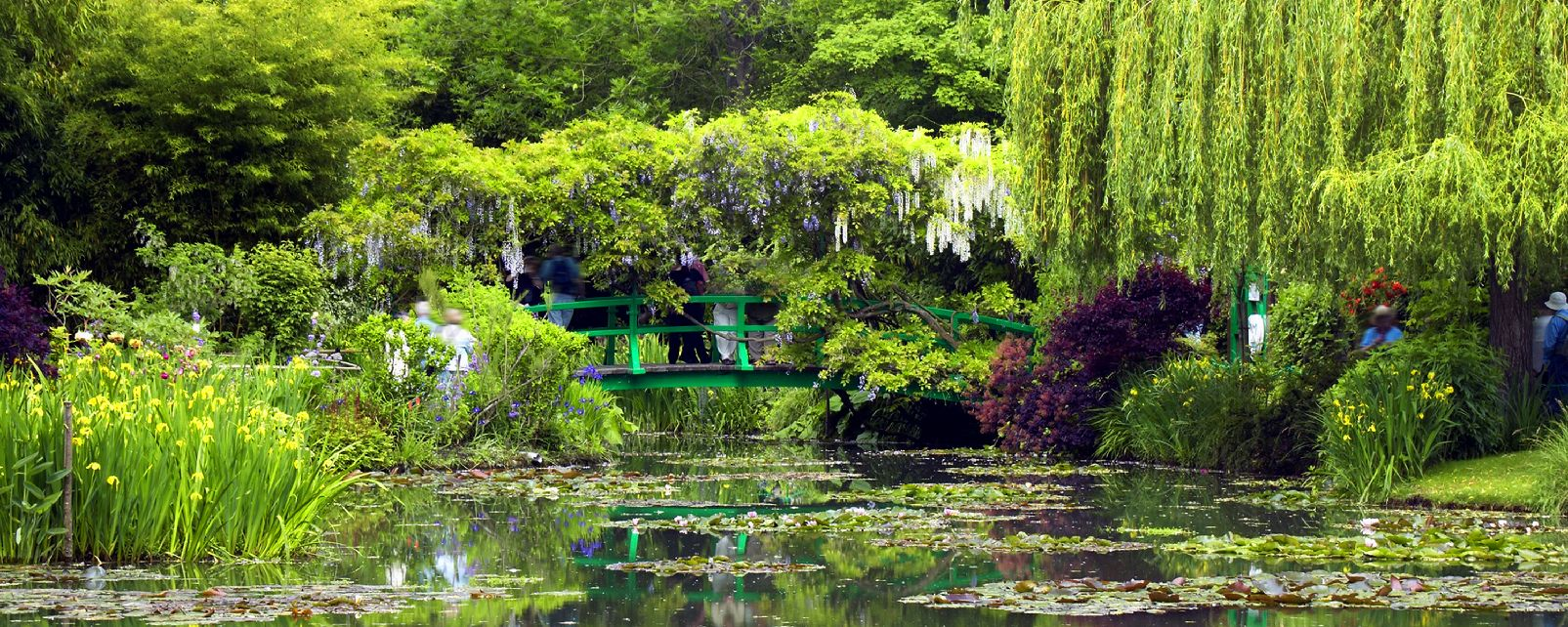 Les jardins de giverny normandie france for Jardin giverny