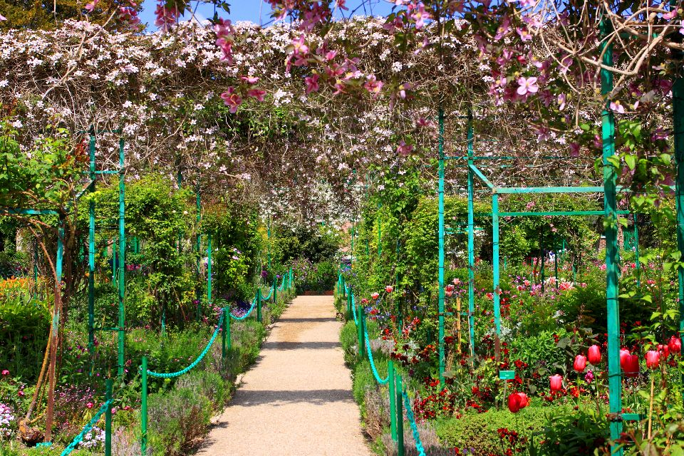 Les jardins de Giverny , France