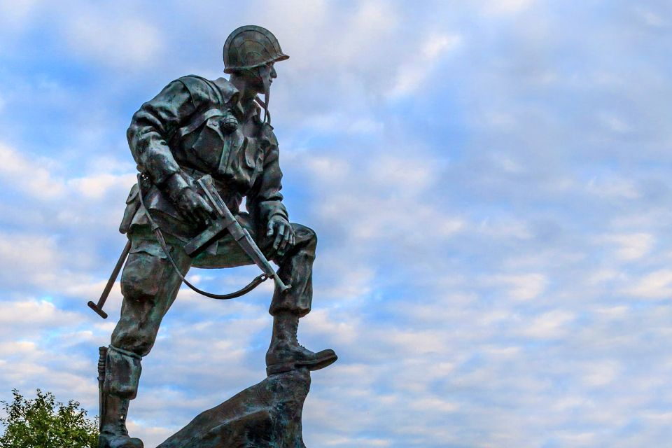 Les traces du passé, Le Mémorial de Caen, Les arts et la culture, Normandie