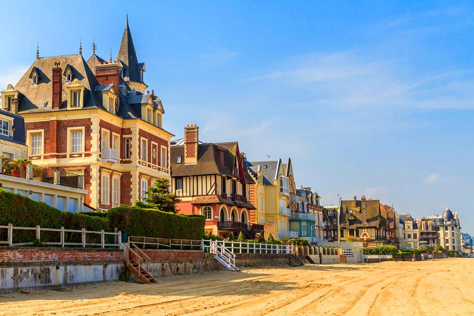 Calvados beaches , France