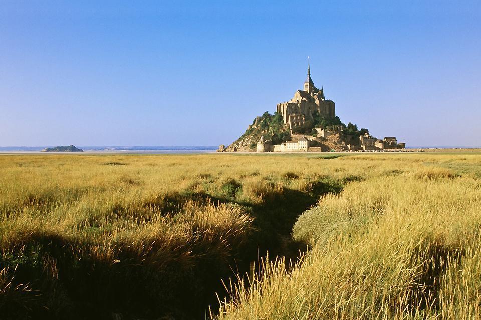 Balades autour du Mont Saint Michel , France