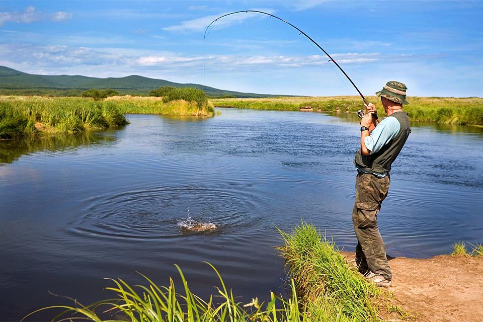 La pêche , France