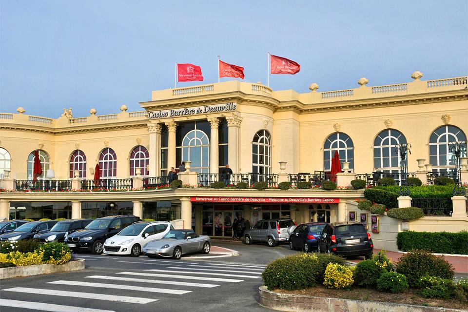 Spielcasinos , Das Casino von Deauville , Frankreich