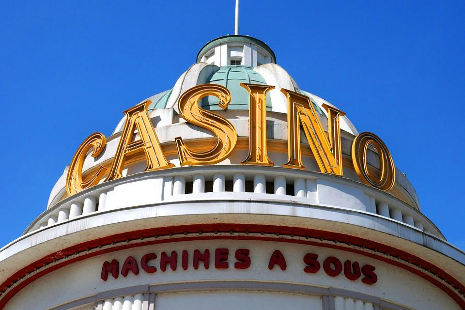 Spielcasinos , Europas Hochburg des Glücksspiels , Frankreich