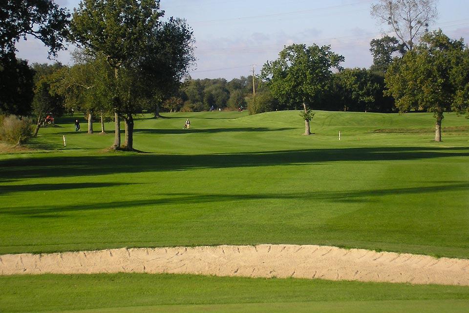 El golf , Golfs de la Mancha , Francia