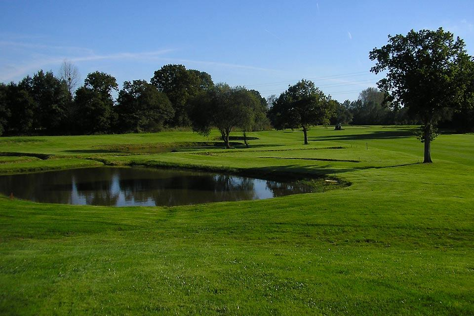 El golf , Golf Champ de Bataille , Francia