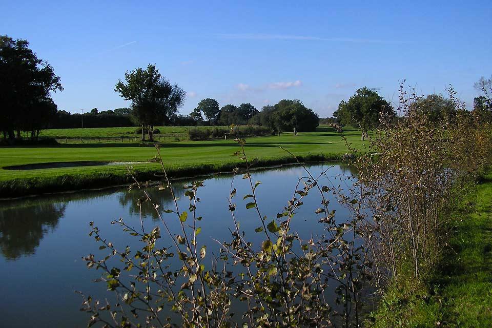 El golf , Golf de Saint-Saens , Francia