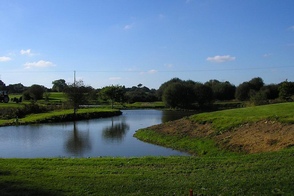 El golf , Golf de Jumièges , Francia