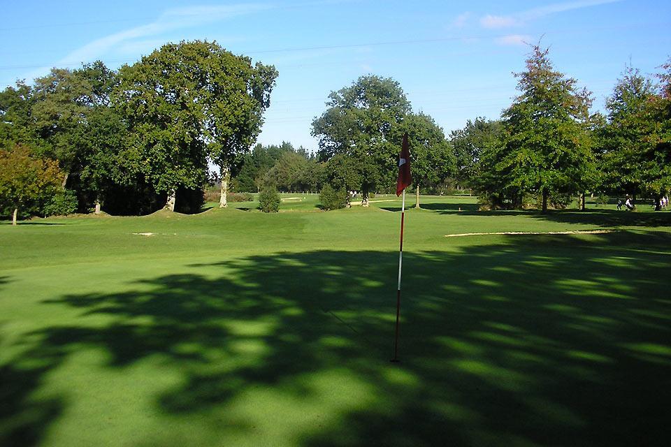 El golf , Golf de Vaudreuil , Francia