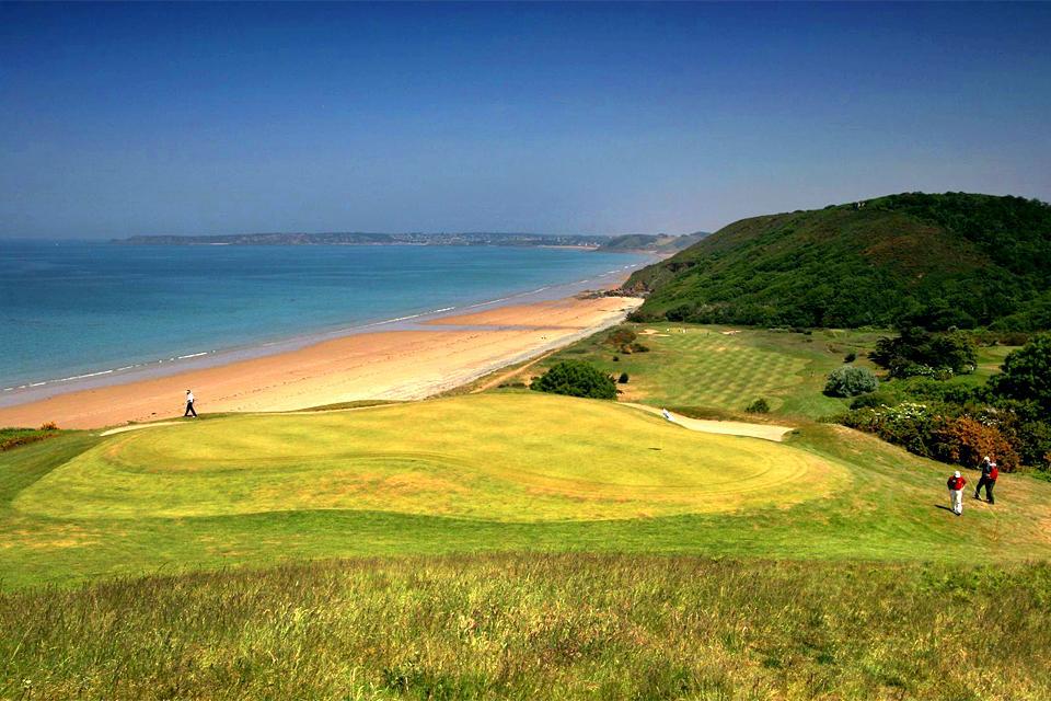El golf , Francia
