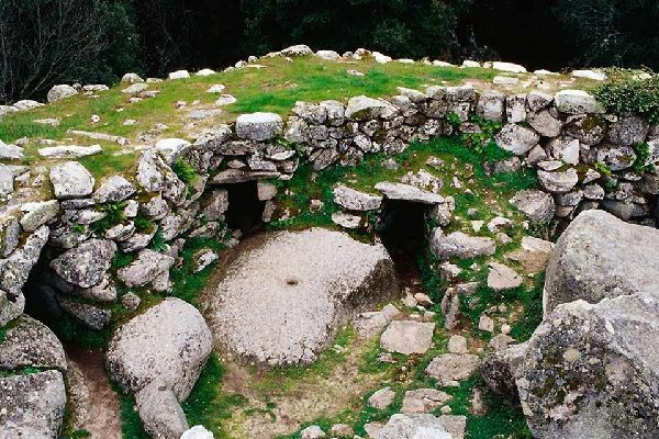 Castellu de Cucuruzzu , Frankreich