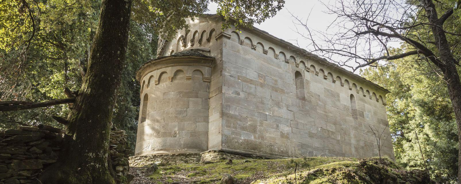, La chapelle San Quilico de Cambia, I monumenti, Corsica
