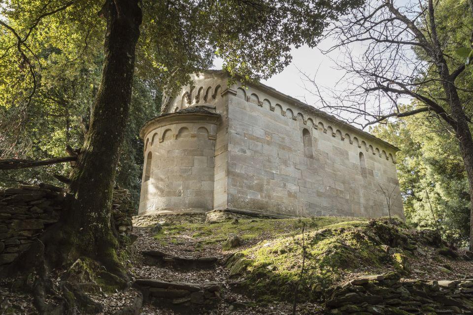 , La capilla San Quilico de Cambia, Los monumentos, Córcega