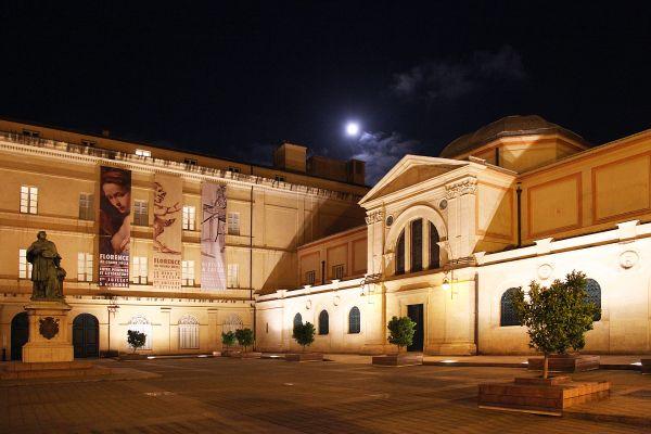 Das Fesch-Museum , Palais Fesch , Frankreich