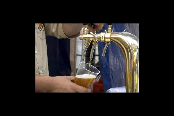 Shamrock pub , Ein Bier auf Korsika? , Frankreich