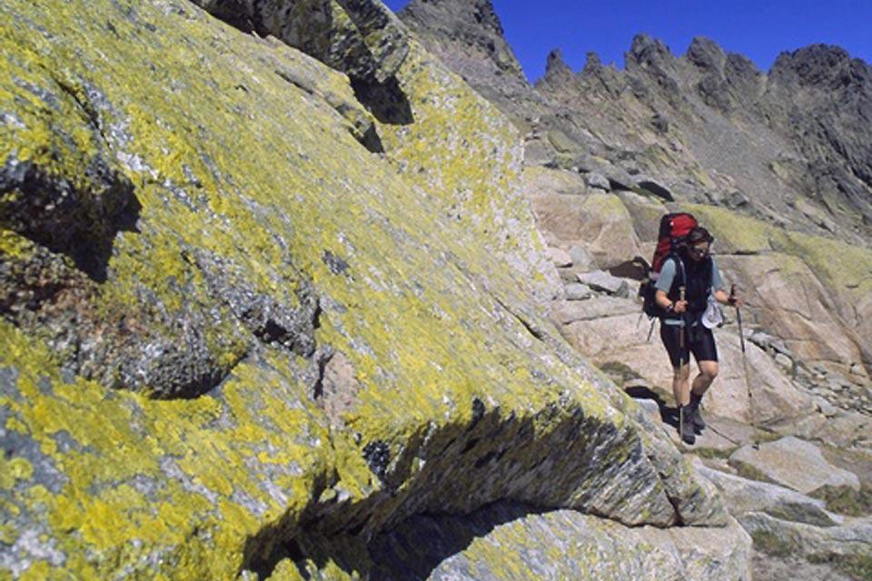 Objetivo naturaleza , Descenso de las cumbres , Francia