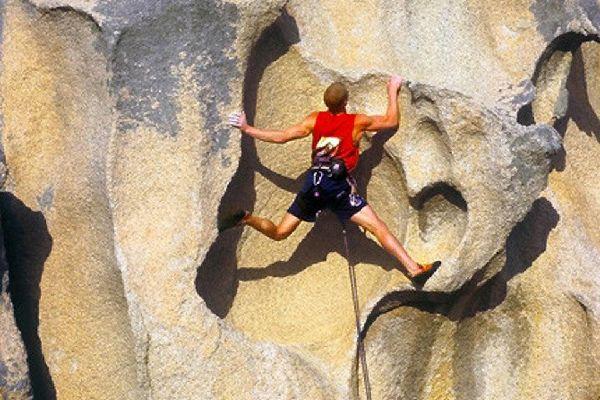 Xtrem Sud , La scalata in Corsica , Francia