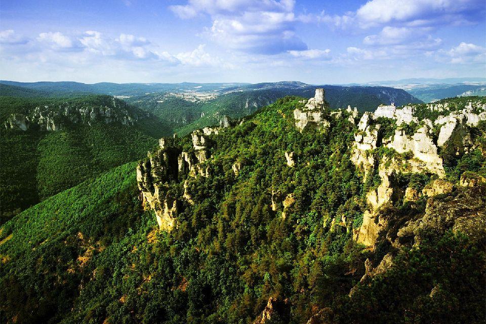 El Parque Nacional de Cevennes , Actividades del Parque Nacional de Cevenas , Francia
