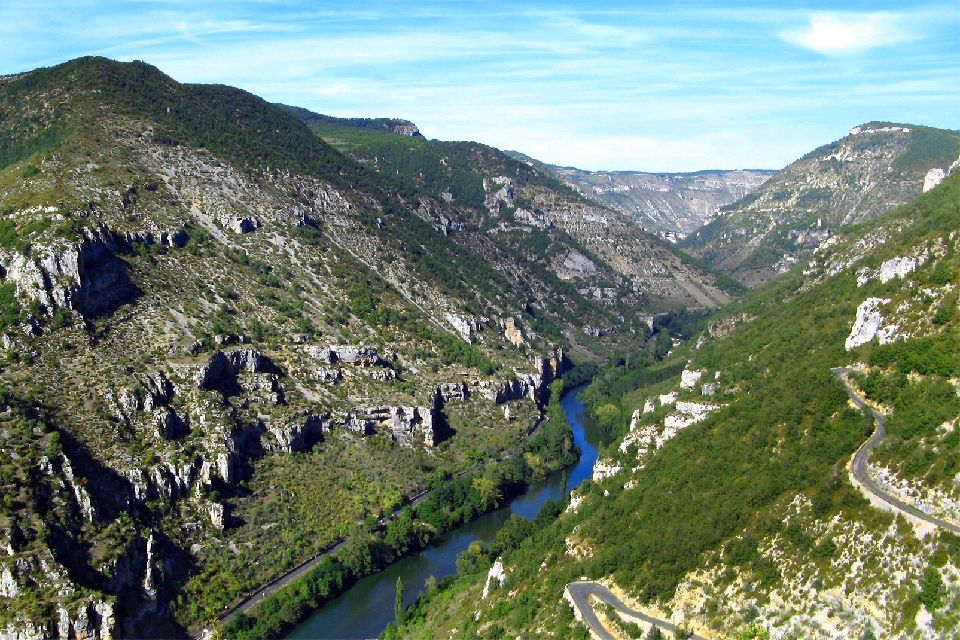 Le Parc National des Cévennes , Les sites du Parc national des Cévennes , France