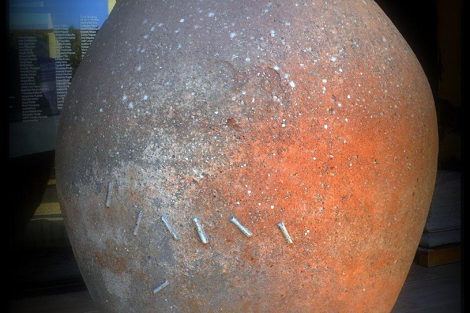 Amphoralis, el museo de alfarería galorromana , Francia