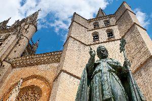 Cathédrale de Mende , La cathédrale de Mende , France