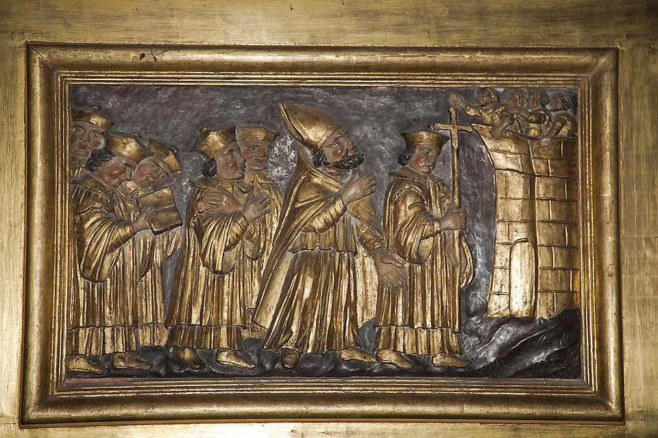 Cathédrale de Mende , La Vierge Noire de Mende , France