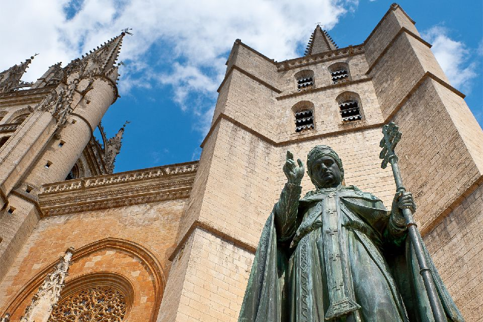 Mende Cathedral , France