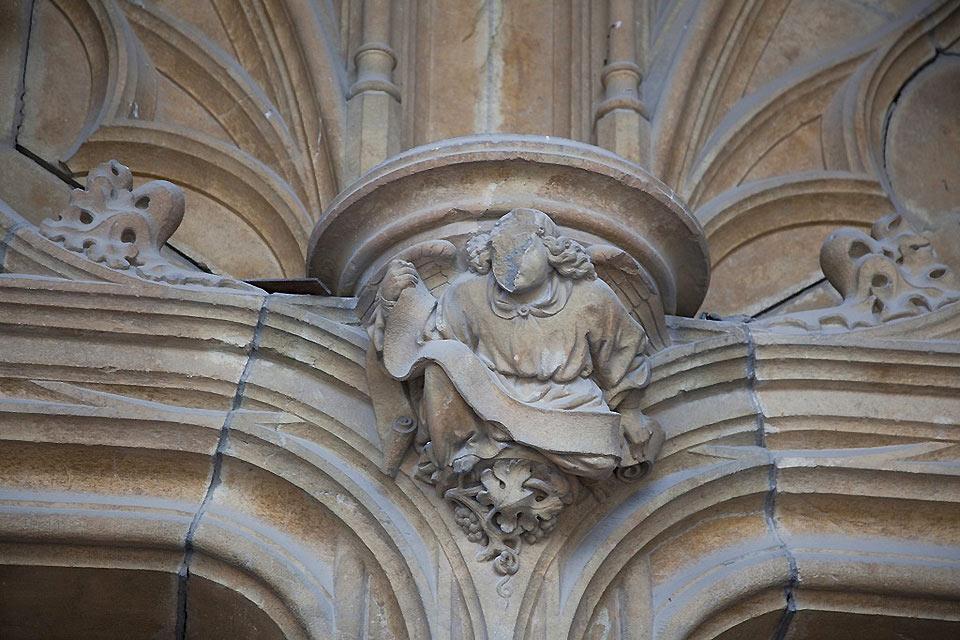 Cathédrale de Mende , Les ornements de la cathédrale de Mende , France