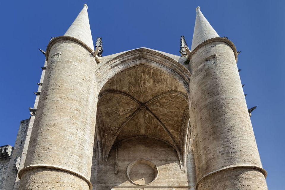 Catedral de San Pedro, Montpellier , Francia